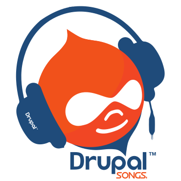 Drupal songs logo